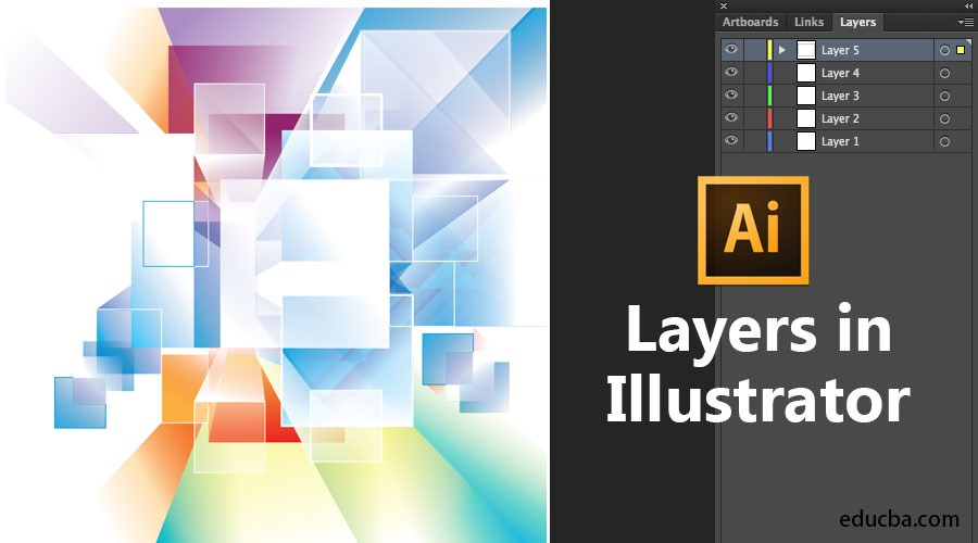 Layers in Illustrator