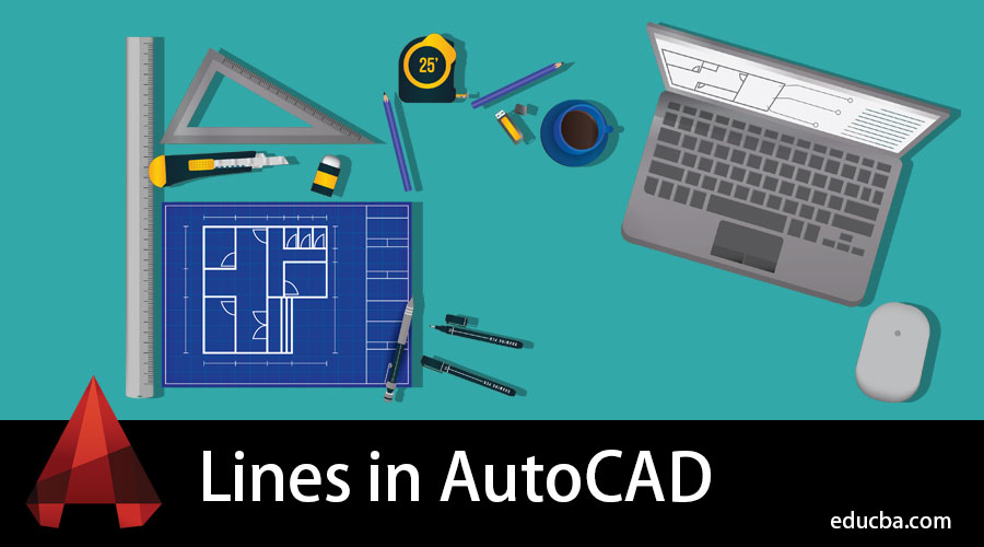 Lines in AutoCAD
