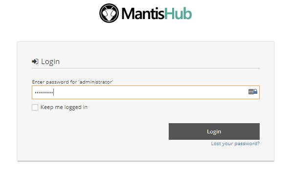 Mantis Hub