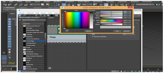 Material Editor short cut 2