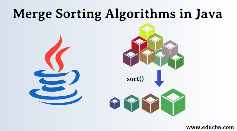 Merge Sorting Algorithms in Java