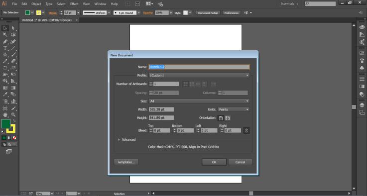 Graphic Styles in Illustrator 1