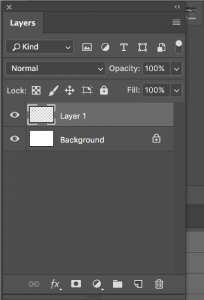 New Layer Created