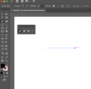 Pen tool in illustrator 1.4
