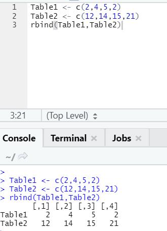 R code output 11