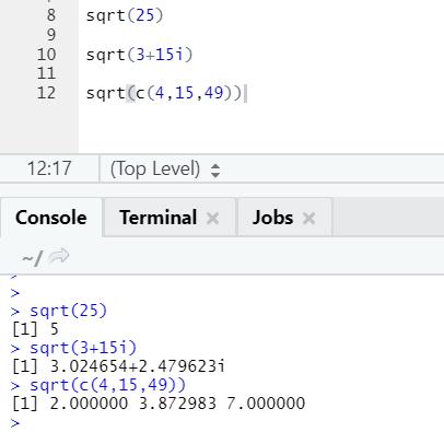 R code output 13