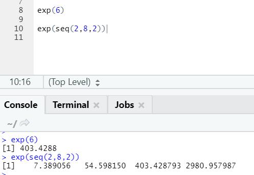 R code output 14