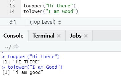 R code output 4