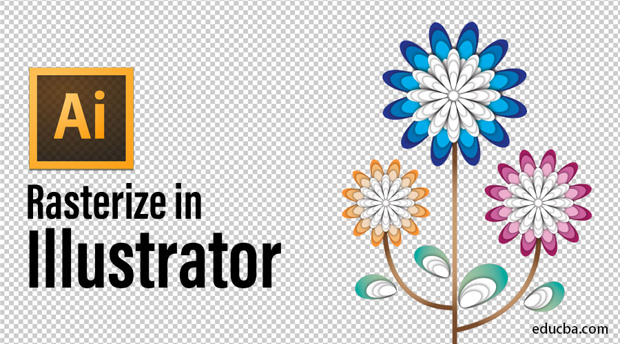 Rasterize in Illustrator