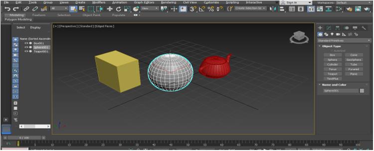 3D Max Short Cuts 10