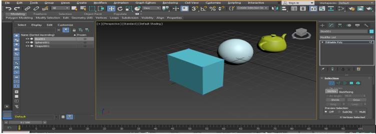 3D Max Short Cuts 12