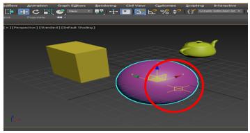 Snap tool 3D Max short cut