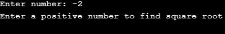 Square Root in C++-1.8