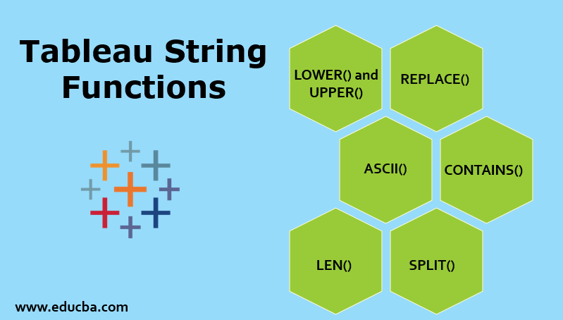 Tableau String Functions