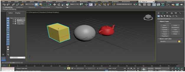 3D Max Short Cuts 5