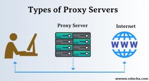 Types of Proxy Servers
