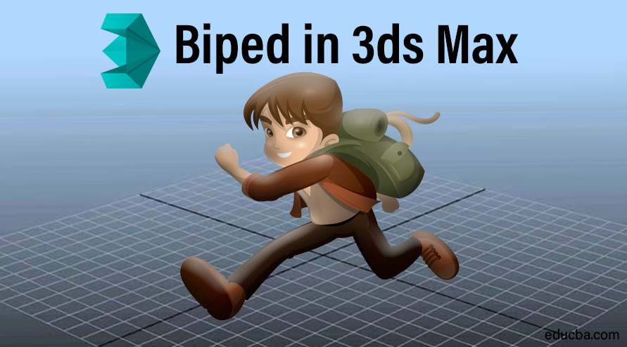 Biped in 3ds max