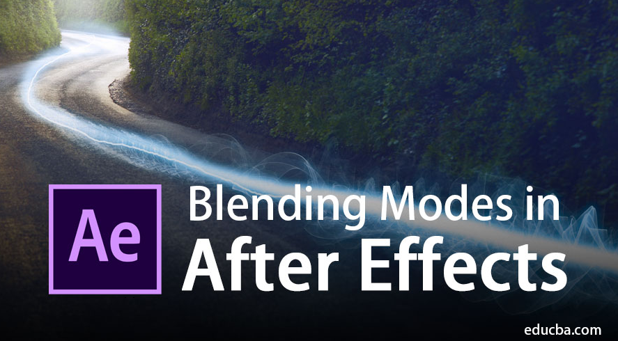 blending modes in after effects