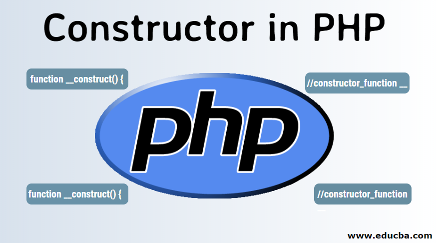 Constructor in php