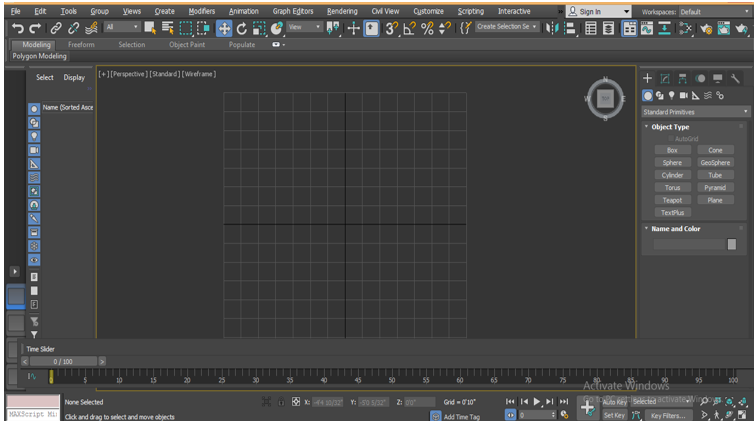 Texture in 3Ds Max - perspective viewport