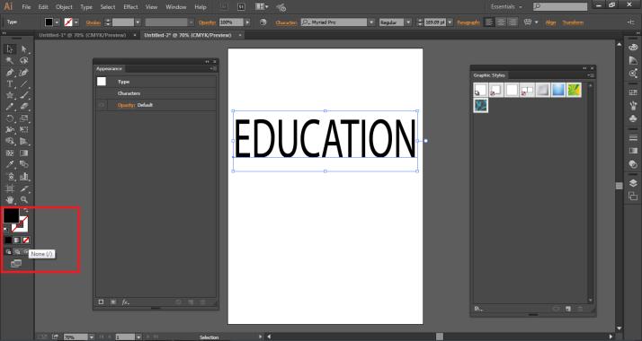 Graphic Styles in Illustrator 5