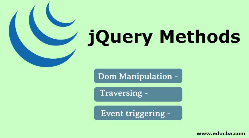 jQuery Methods