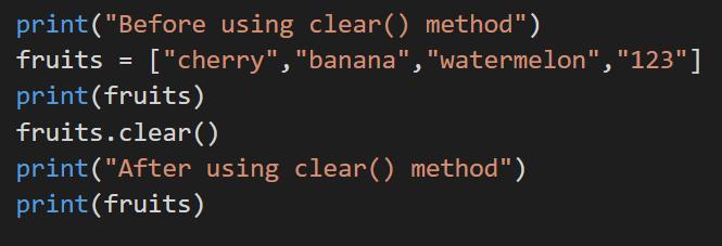 method code1