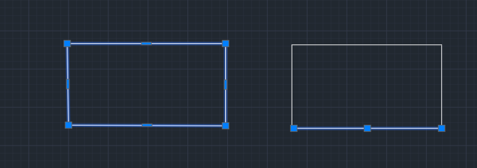 line and polyline