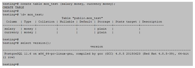 postgre SQL 3