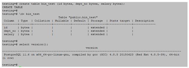 postgre SQL 5