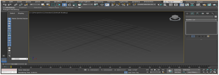 Rigging in 3ds Max step 2