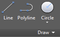 take line command (lines in AutoCAD)