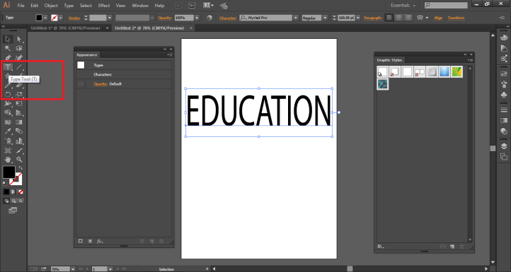 Graphic Styles in Illustrator 4