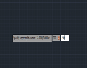 upper limit (lines in AutoCAD)
