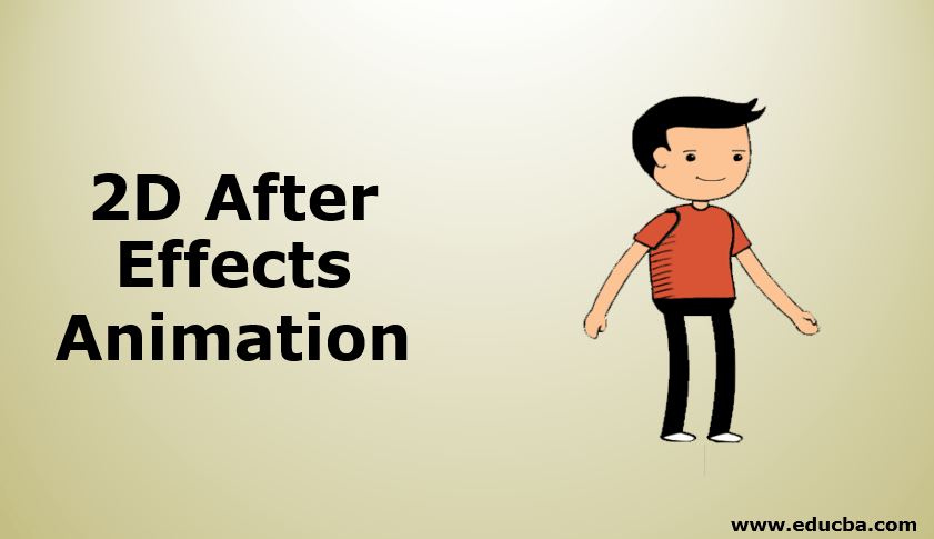 2D After Effects Animation