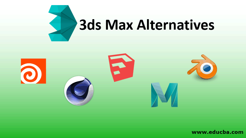 3ds Max Alternatives