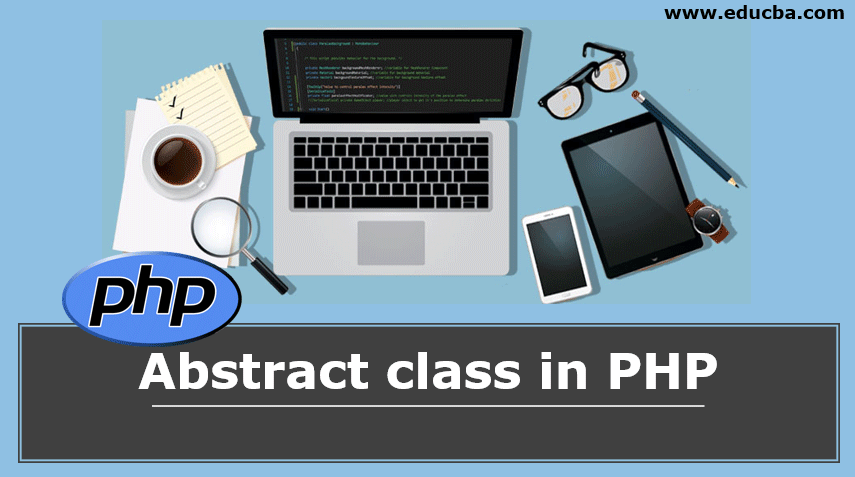 Abstract class in PHP