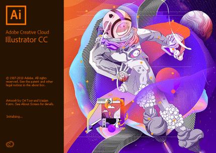 illustrator software will begin