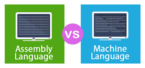Assembly Language vs Machine Language