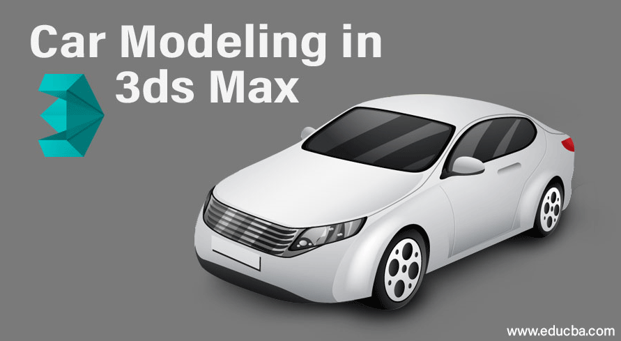 Car Modelling in 3ds Max