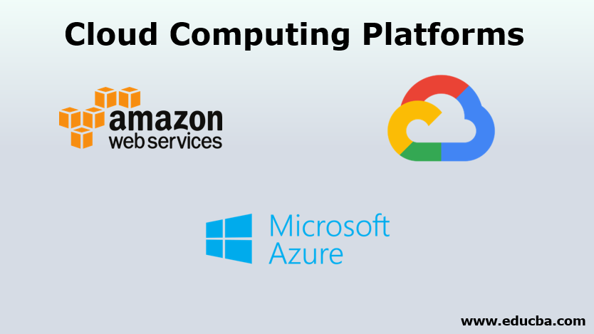Cloud Computing Platforms