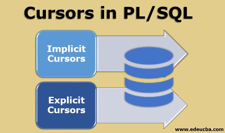 Cursors in PL SQL