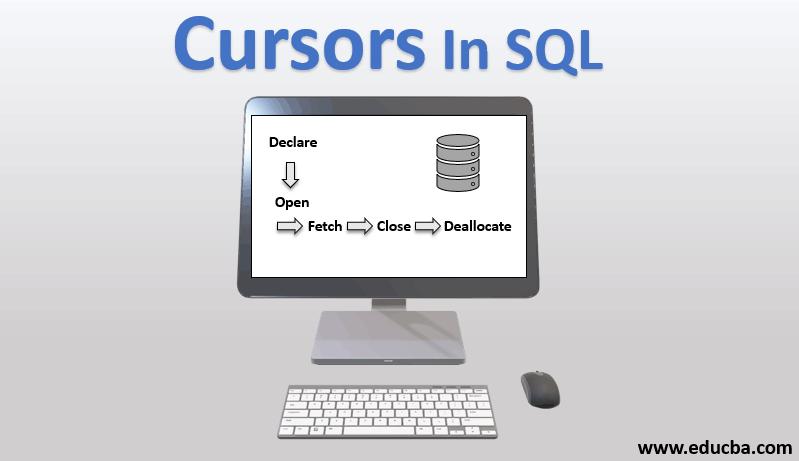 Cursors in SQL