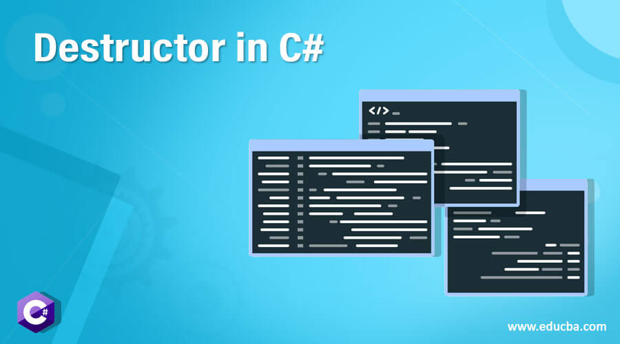 Destructor in C#