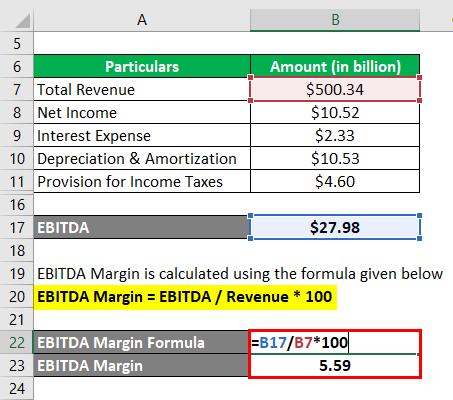 EBITDA Margin-3.3
