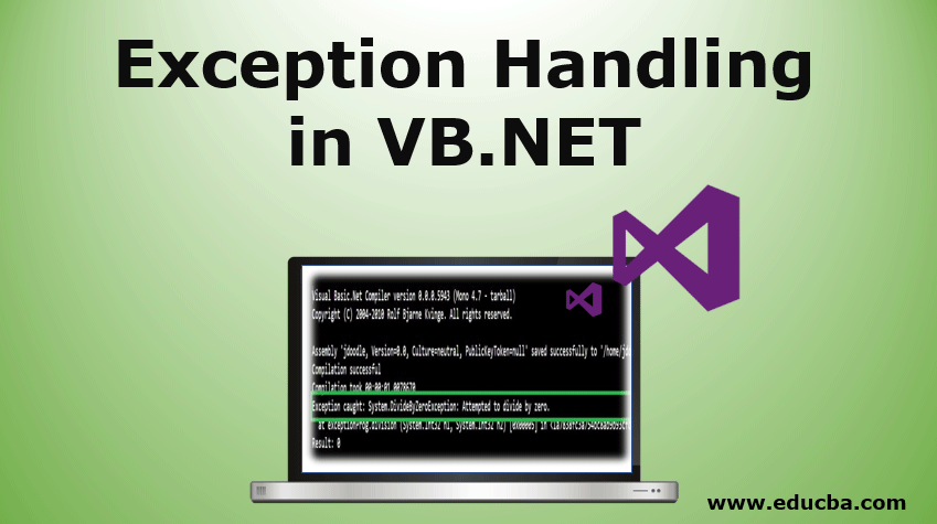 Exception Handling in VB.NET