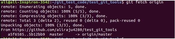 Git Origin Master 3