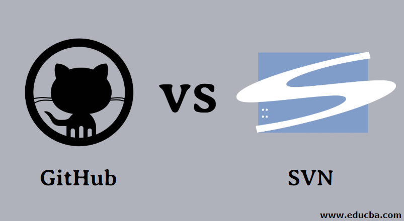 GitHub vs SVN