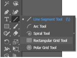 Illustrator Grid Tool 6
