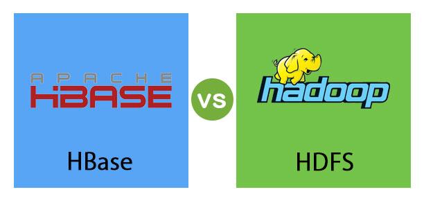 HBase vs HDFS